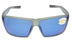 Costa Del Mar Rincon Men's Blue Mirror Polarized  Sunglasses RIN 156 OBMP