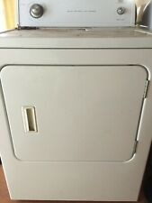 dryer, long time not used, power on, sell as is, front load