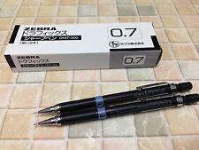 Zebra Drafix 0.7 mm Drafting pencil x 2 pcs