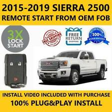 Plug and Play T Harness Remote Start for 2015 2016 GMC Sierra 2500