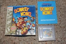 Donkey Kong PC (Nintendo Game Boy) Complete in Box