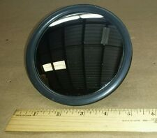 "4.25"" Mountable Adjustable Round Mirror 4-1/4"" Truck, Tractor, Forklift, CAT"