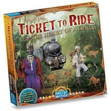Ticket to Ride Map Collection - Volume 3 The Heart of Africa