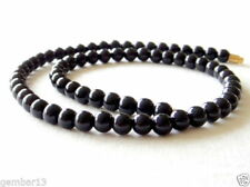 Onyx Handmade Round Stone Costume Necklaces & Pendants