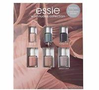 NOB Essie Nail Polish Wild Nudes Collection 3 Full Size 3 Mini