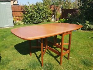 Nathan dining table and chairs