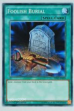YuGiOh Foolish Burial LDK2-ENJ29 Common 1st Edition x3
