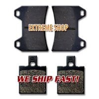 Ducati F+R Brake Pads Monster 400 (00-05) 600 (00-01) 620 (03-04) 1000 (04-05)