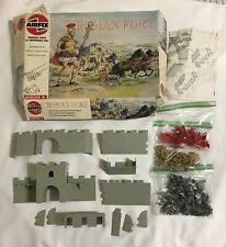 Airfix 6705 Series ROMAN FORT & FIGURINES SET 1:72 Scale 116 Soldiers 5 Chariot