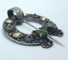 fibule en argent bijou maghreb