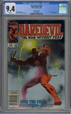 Daredevil #220 CGC 9.4 NM Wp Marvel 1985 Canadian Edition INVESTMENT GRADE COPY