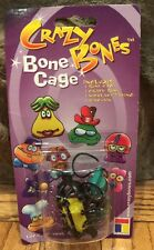 Very Rare Original Gogos Crazy Bones Bone Cage Unopened Pack