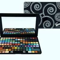 Gloss! - NH-E0021/Black - Palette de Maquillage - 123 PCS
