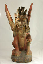 Alte Singha Figur  ,Bali Figur , Indonesien