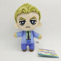 JoJo's Bizarre Adventure Tomonui Plush toy kira Yoshikage paper tags