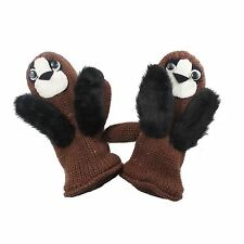 Doggy Style Animal Mittens