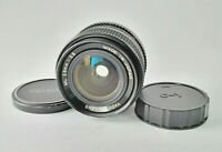 Yashica ML 28mm f/2.8 Fast 6-Blade Wide Angle Prime Camera Lens - C/Y Mount