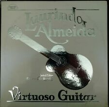Laurindo Almeida Virtuoso Guitar Audiophile LP Direct-to-Disc 45RPM White Vinyl