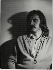 Gert Mähler, Portrait eines Studenten, Original-Foto von 1983