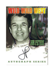 AUTO Wild Wild West movie - A14 Jon Peters autograph