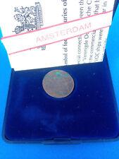 Pièce de Monnaie VOC Amsterdam Hollande 1755 / VOC Duit Coin