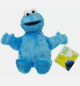 Sesame Street Playskool Cookie Monster 20 inch Jumbo Plush BNWT