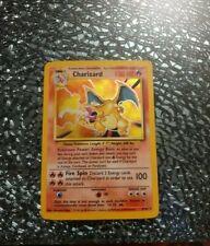Pokemon Karte Charizard Glurak German Deutsch Base set Holo
