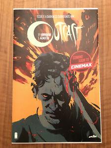 Outcast #1 Special Print, Image Comics 2016, Cinemax Show VF/NM Condition