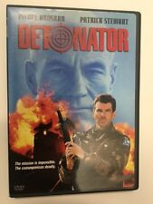 Detonator (DVD, 2003) Pierce Brosnan Patrick Stewart Alexandra Paul