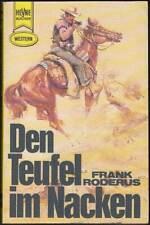 Heyne-Western Band 2543: Den Teufel im Nacken (1980, F. Roderus) Z 2+