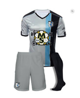 Soccer uniforms Adults sizes kids too $16 dlr  set jersey & short only gallos