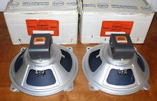 2 alte Isophon P25C AlNiCo Breitbandlautsprecher für Röhrenverstärker