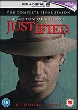 Justified  Season 6 [DVD]