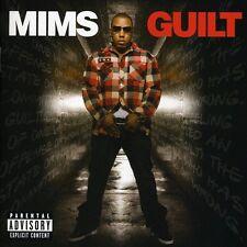 MIMS - Guilt [New CD] Explicit