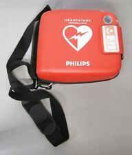 Philips HeartStart FRx AED RespondER Premium Semi-Rigid Carry Case + Strap