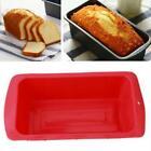 Rectangle Non-stick Toast Bread Cake Baking Mold Loaf Tin Bakeware Pan JJ