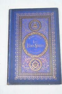 Jules Verne - Les Indes noires - Hetzel