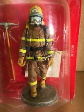 Firefighter   Quebec Canada  2003  del Prado item BOM036