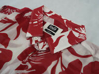 "DOLCE & GABBANA Mens Shirt 🌍 Size 46 (36"" CHEST) 🌎 RRP £295+ 📮 FLORAL D&G"