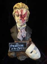 "PHANTOM OF THE OPERA  1/4 scale 8 1/2"" tall solid resin kit UNPAINTED HAMMER"