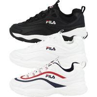 Fila Ray Low Cut Sneaker Herren Freizeit Schuhe Halbschuhe Schnürschuhe 1010561