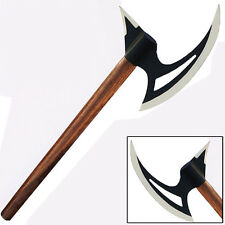 Loki's Viking Battle Axe of Valhalla Norse 24in Medieval Warrior Hatchet Replica