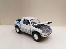 toyota rav4 cabriolet blanc KINSMART Jouet Voiture modèle 1/32