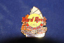 KOWLOON SAIL SHIP HARD ROCK CAFE PIN