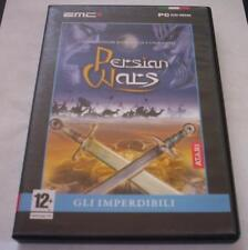 PERSIAN WARS gioco pc originale strategia  ITA game ***