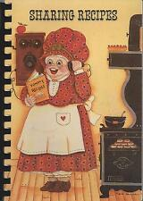 *GREATER TOLEDO OH 1987 *EXECUTIVE HOUSEKEEPERS ASSN COOK BOOK *SHARING RECIPES