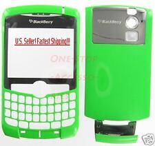 Green RIM Blackberry Curve 8300 8310 8320 Housing Case