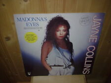 "JAYNE COLLINS madonna's eyes 12""  MAXI 45T"