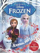 Disney Frozen Annual 2021 by Egmont Publishing UK