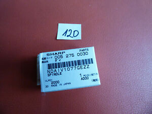 Original Sharp 0052750030 Spindle For Camcoder VL-PD1 New Part NDAIV1077GEZZ